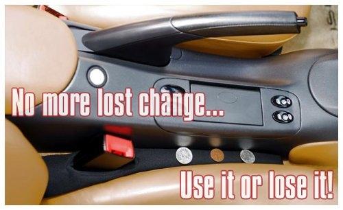 Car Seat Gap Filler Shark Tank