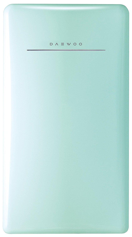 Daewoo Retro Compact Refrigerator 4 4 Cu Ft Mint Best