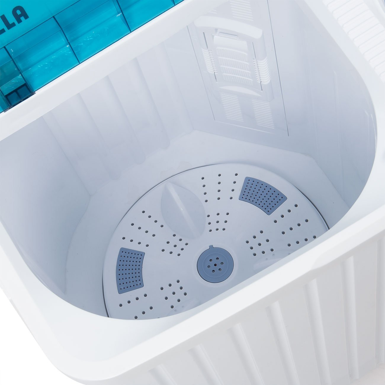 Della Portable Mini Compact Twin Tub Washing Machine Best