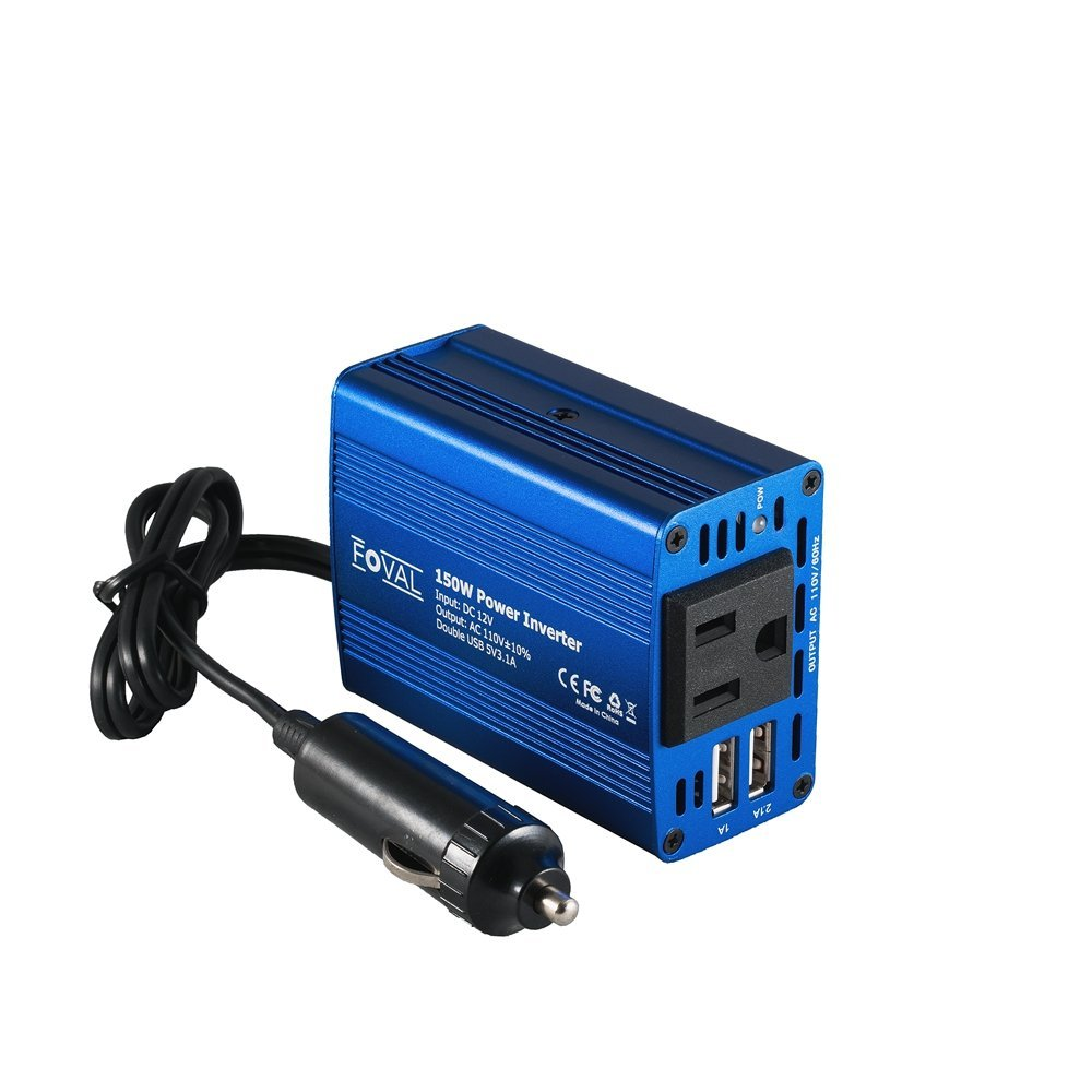 Foval w power inverter dc v to ac converter best