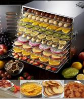 Fruits and Vegetables Dehydrator