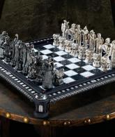 Harry Potter Final Challenge Chess Set