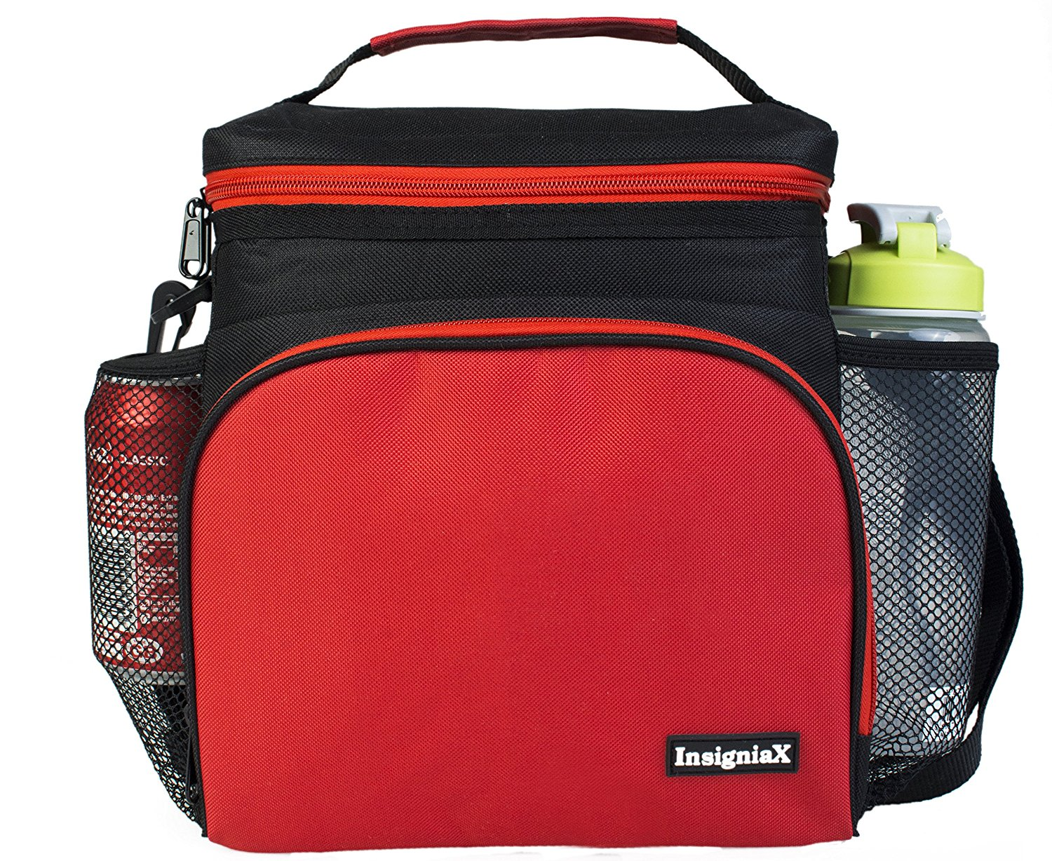 insulated lunch bag insigniax adult lunch box best offer reviews. Black Bedroom Furniture Sets. Home Design Ideas