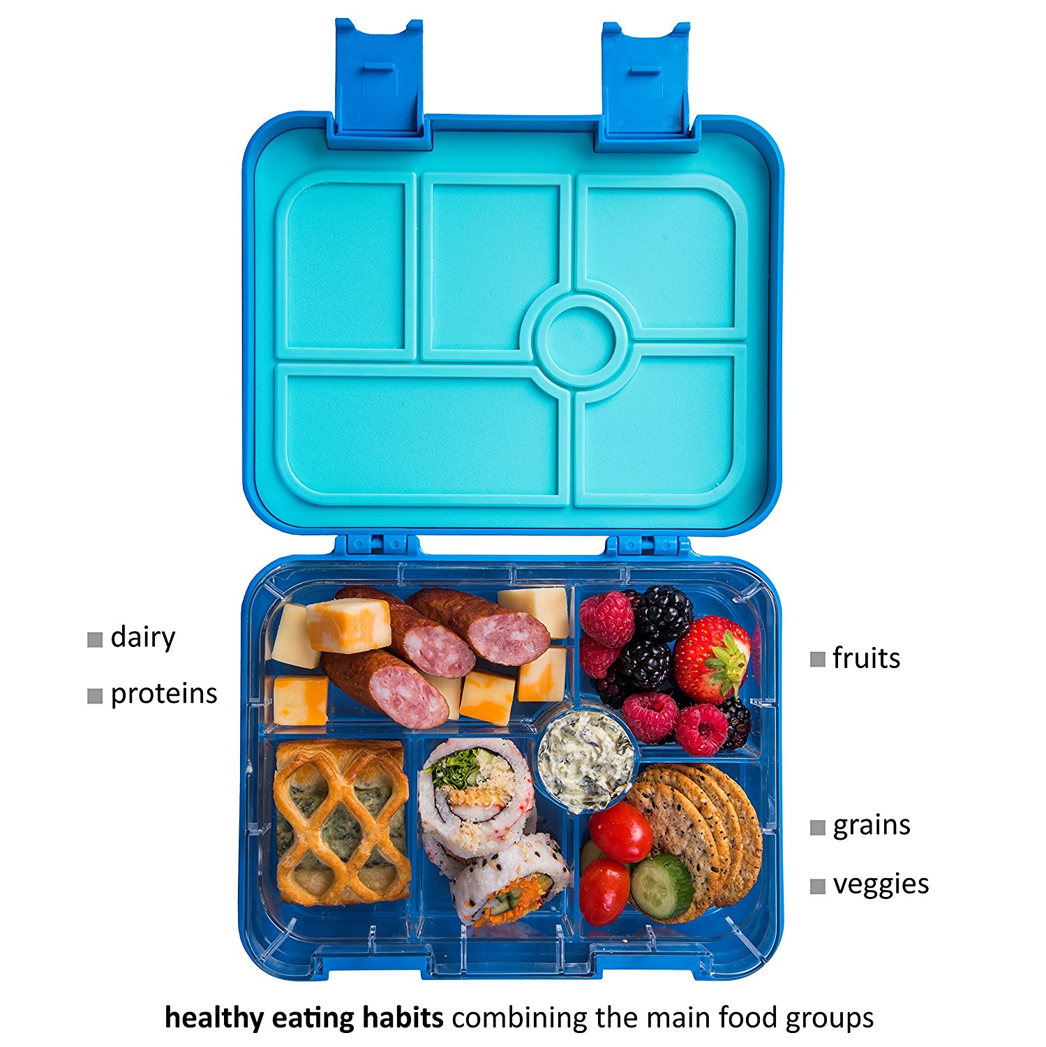 lunch2go leakproof bento lunch box for kids and toddlers best offer. Black Bedroom Furniture Sets. Home Design Ideas