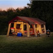 Large 10 Person Family Cabin Tent 2