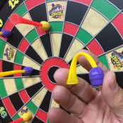 Magnetic Dart Board2