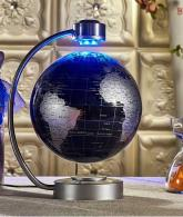 Magnetic Levitation Floating World Map Globe4