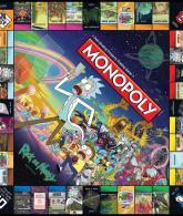 Monopoly Rick & Morty Board Game3