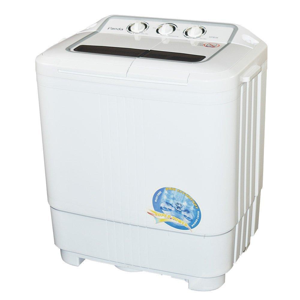 Panda Small Compact Portable Washing Machine 7 9lbs