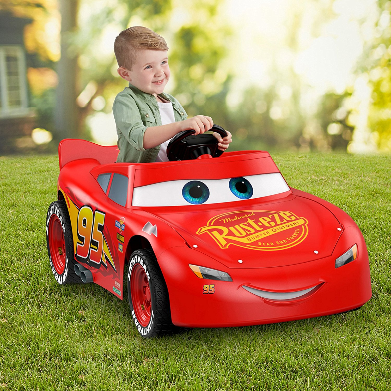 Power Wheels Disney Pixar Cars 3 Lightning McQueen Best Offer