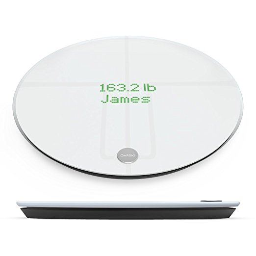 Qardiobase 2 wireless smart scale and body analyzer for Perfect pro smart scale