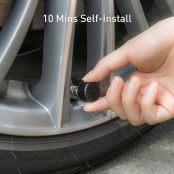Real-Time Tire Pressure & Temperature Data3