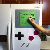 Refrigerator Magnets, Dry-Erase Whiteboard Set2