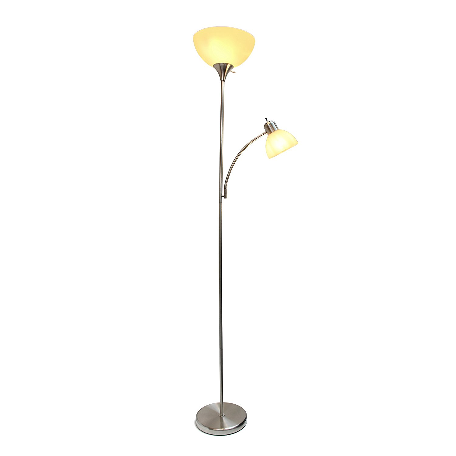 Simple designs floor lamp with reading light best offer for Best reading floor lamp