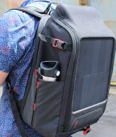 Solar Backpack Charger4