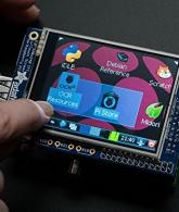 Touchscreen for the Raspberry Pi
