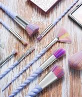Unicorn Makeup Brushes Set 3