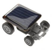 World's Smallest Solar Powered Car2