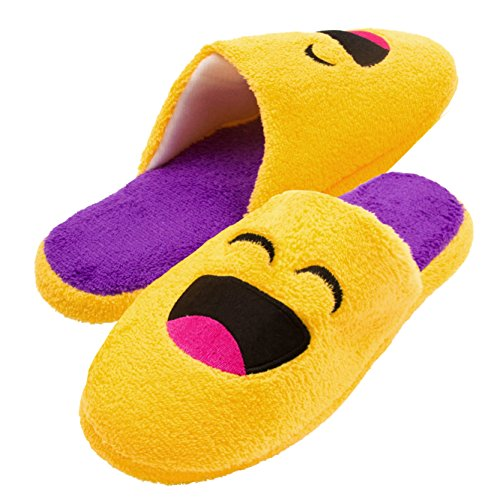 chatties ladies terry cloth slip on embroidered novelty bedroom slippers best offer reviews