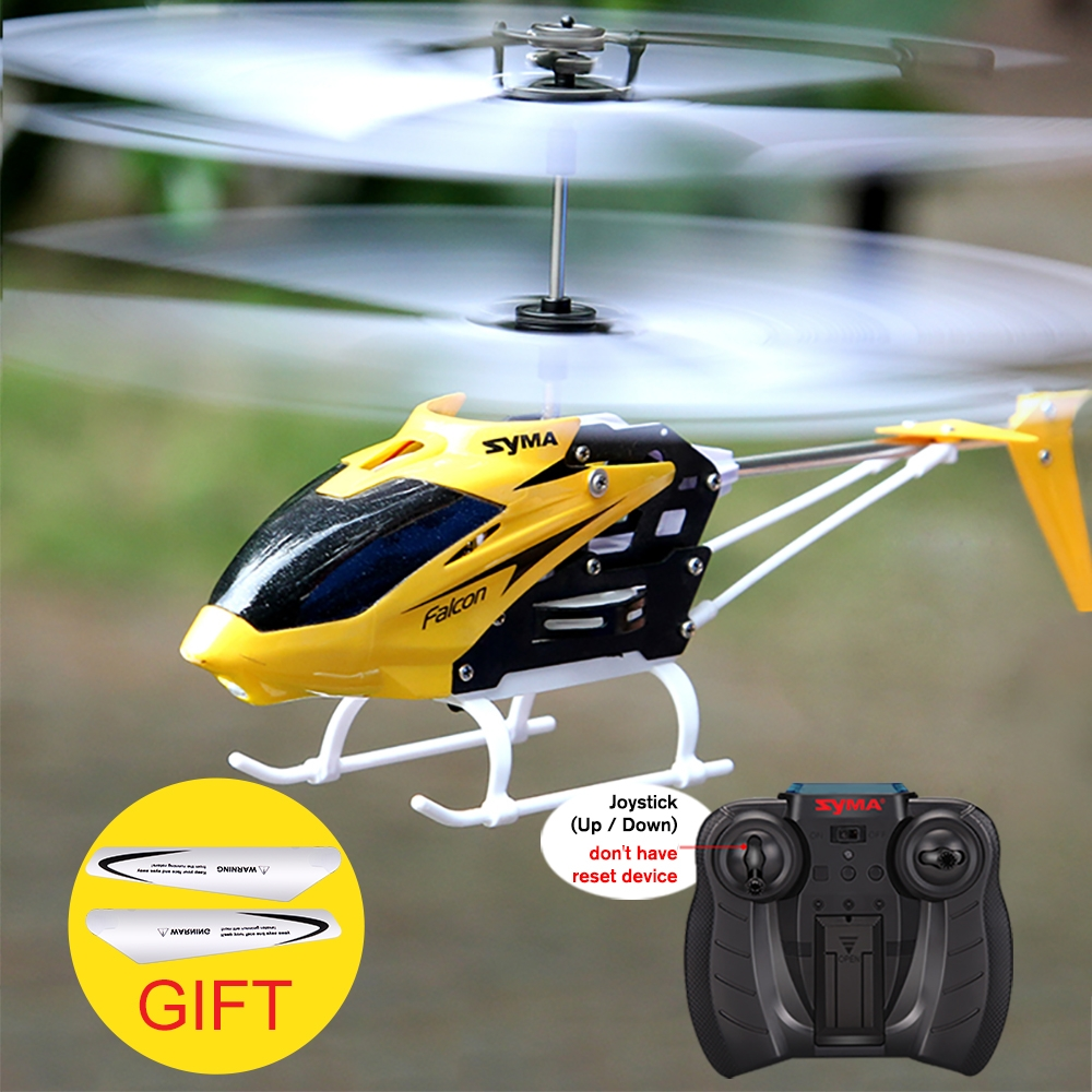 syma remote control helicopter instructions