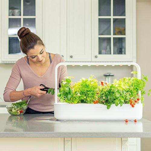 Indoor Gardening Kit Smart garden 9 indoor gardening kit best offer reviews smart garden 9 indoor gardening kit workwithnaturefo