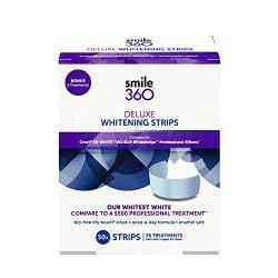 Crest 3D White Whitestrips with Light Teeth Whitening Kit ...