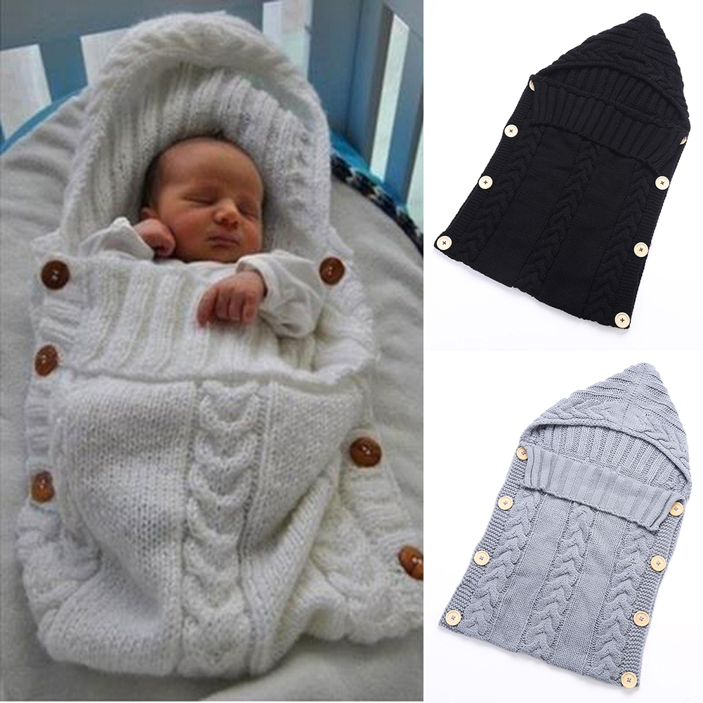 newborn baby sleeping bag winter warm wool best offer. Black Bedroom Furniture Sets. Home Design Ideas