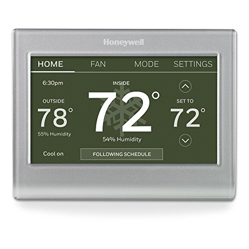 Honeywell Wi-Fi Smart Color Programmable Thermostat, V. 2.0,\