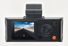 Cobra Electronics HD Dash Cam with GPS