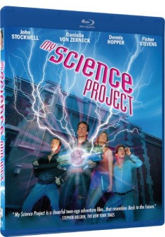 My Science Project – Blu-ray