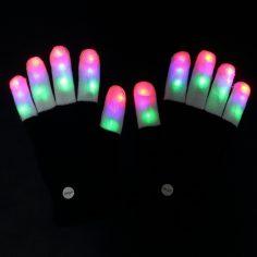 Amazer Finger Light Gloves