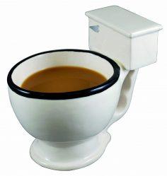 BigMouth Inc The Original Toilet Mug
