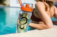 Live Infinitely 32 oz. Infuser Water Bottles