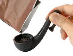 Pipe Tea Infuser by Decodyne